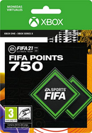 FIFA 21 FUT points 750 Xbox - Latin gamer shop