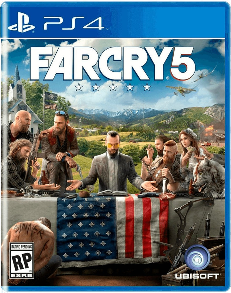 Far cry 5 PS4 - Latin Gamer Shop