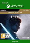 Star wars: Jedi fallen order Deluxe Xbox one Digital - Latin Gamer Shop