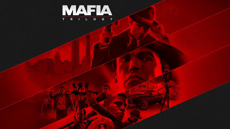Mafia Trilogy PC - Latin Gamer Shop