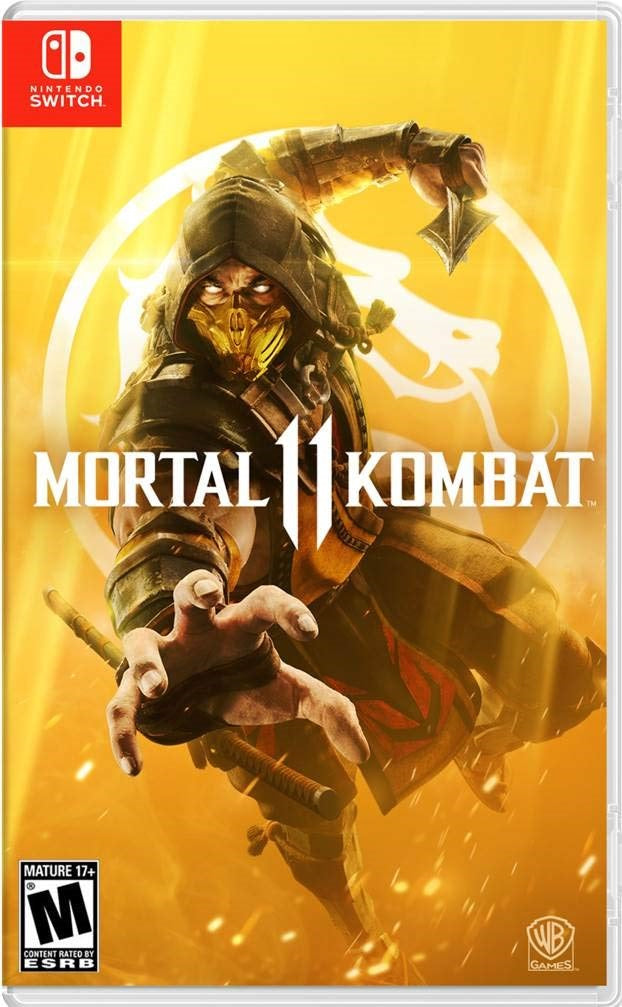 Mortal kombat 11 Nintendo switch - Latin Gamer Shop