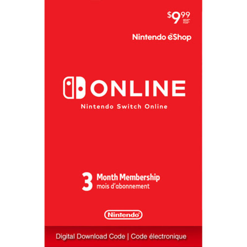 Nintendo online 3 meses - Latin Gamer Shop