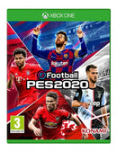 PES 20 Xbox one - Latin Gamer Shop