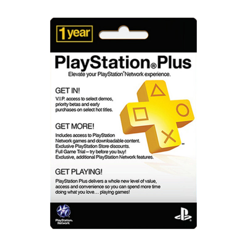 PSN PLUS 12 meses (Colombia) - Latin Gamer Shop