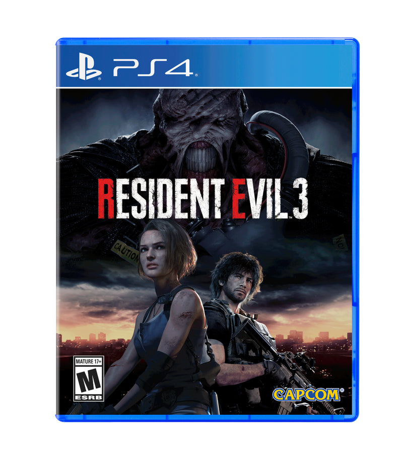 Resident evil 3 Remake PS4 - Latin Gamer Shop