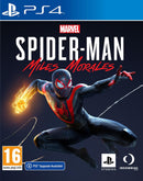 Spider Man Miles MOrales PS4 - Latin gamer shop
