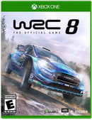 WRC 8 Xbox one - Latin Gamer Shop