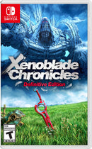 Xenoblade Chronicles definitive edition Nintendo Switch - Latin Gamer Shop