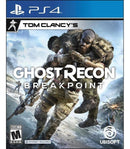 Ghost recon: Breakpoint PS4 - Latin Gamer Shop