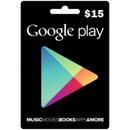 Tarjeta Google play gift card 15 USD - Latin Gamer Shop