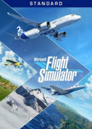 Microsoft Flight simulator Standard edition PC