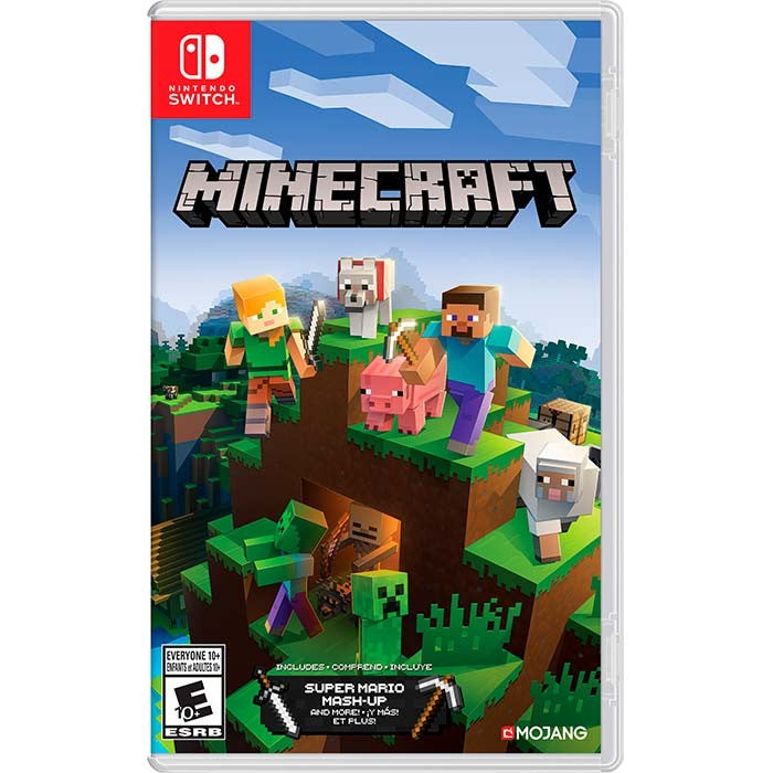Minecraft Nintendo Switch - Latin Gamer Shop