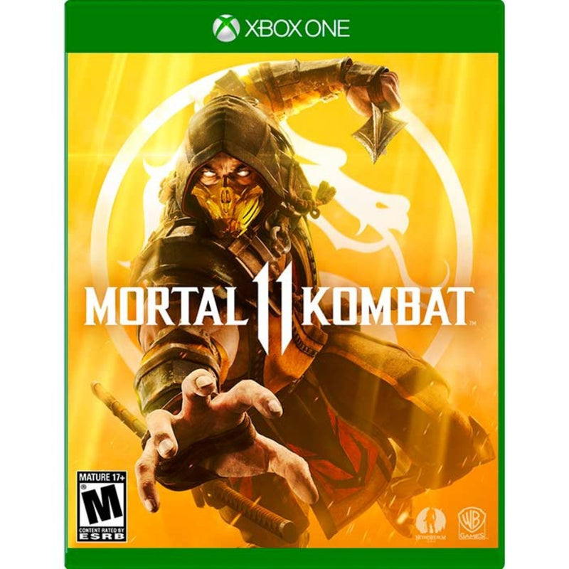 Mortal kombat 11 Xbox one - Latin Gamer Shop