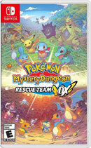 Pokemon Mystery dungeon rescue team DX Nintendo Switch - Latin Gamer Shop