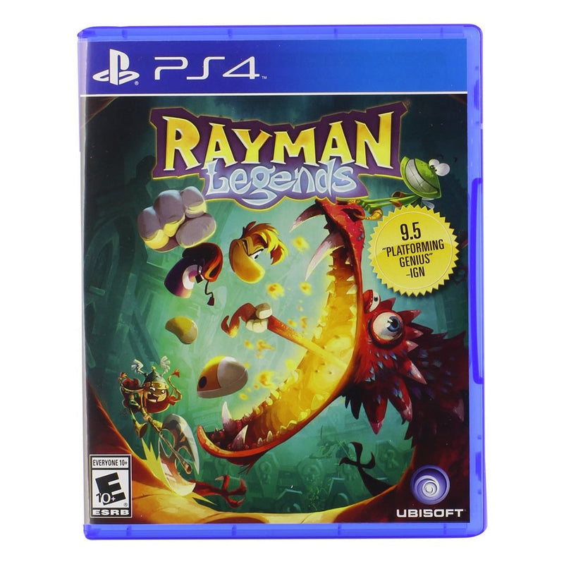 Rayman legends PS4 - Latin Gamer Shop