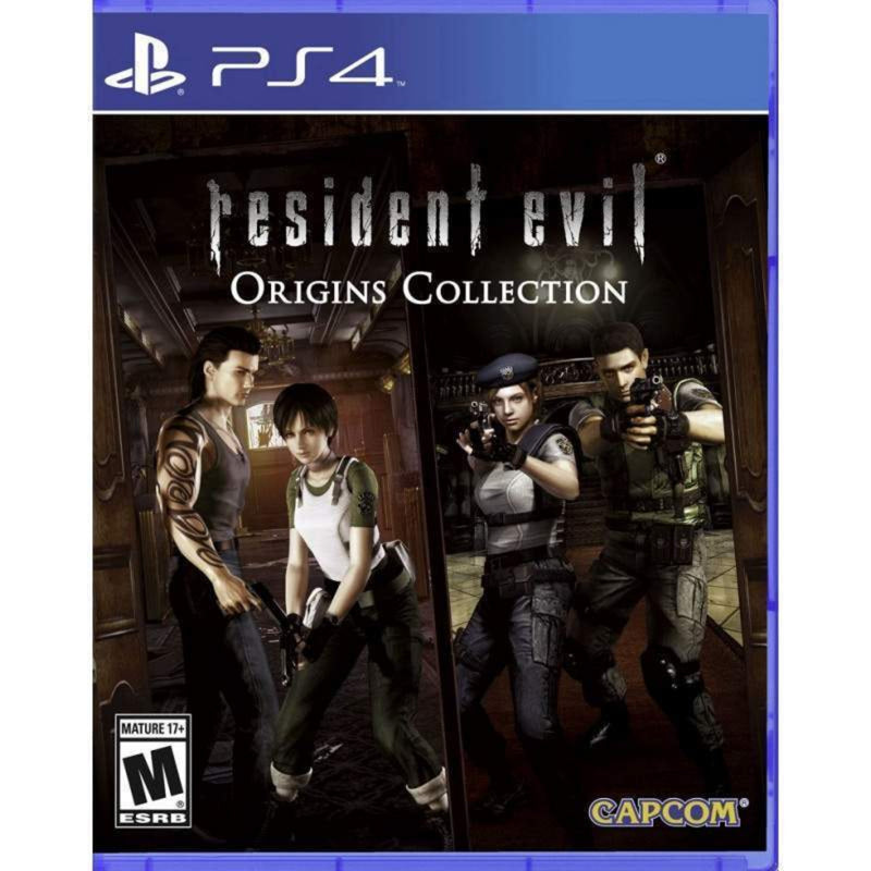 Resident evil Origins collection PS4 - Latin Gamer Shop
