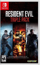 Resident evil Triple pack Nintendo switch - Latin Gamer Shop