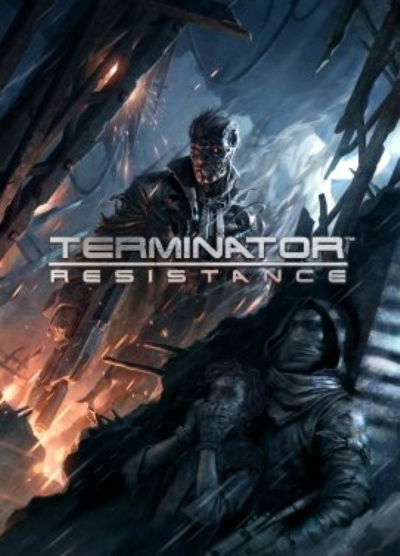 Terminator Resistance PC - Latin Gamer Shop