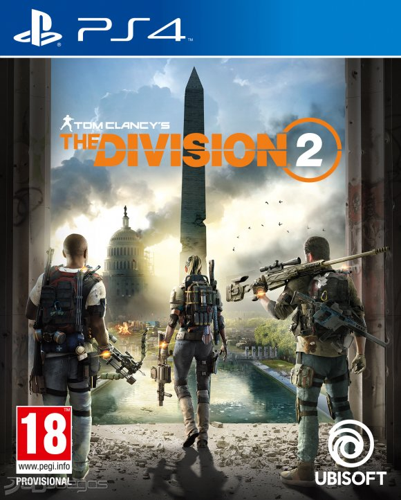 The division 2 PS4 - Latin Gamer Shop