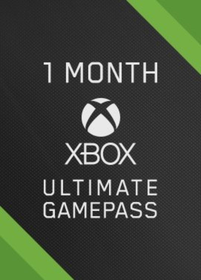 Tarjeta Xbox game pass - Latin Gamer Shop