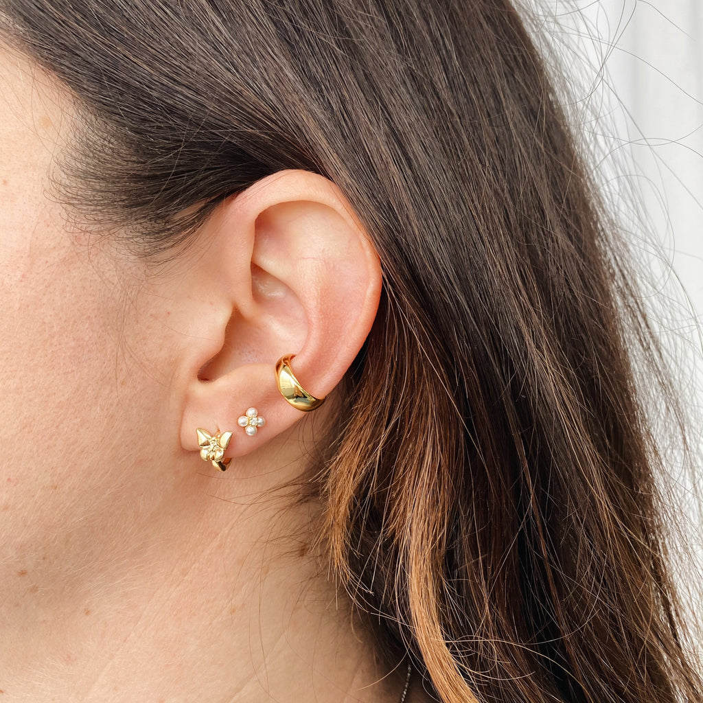 Ear Cuff Bold -Or