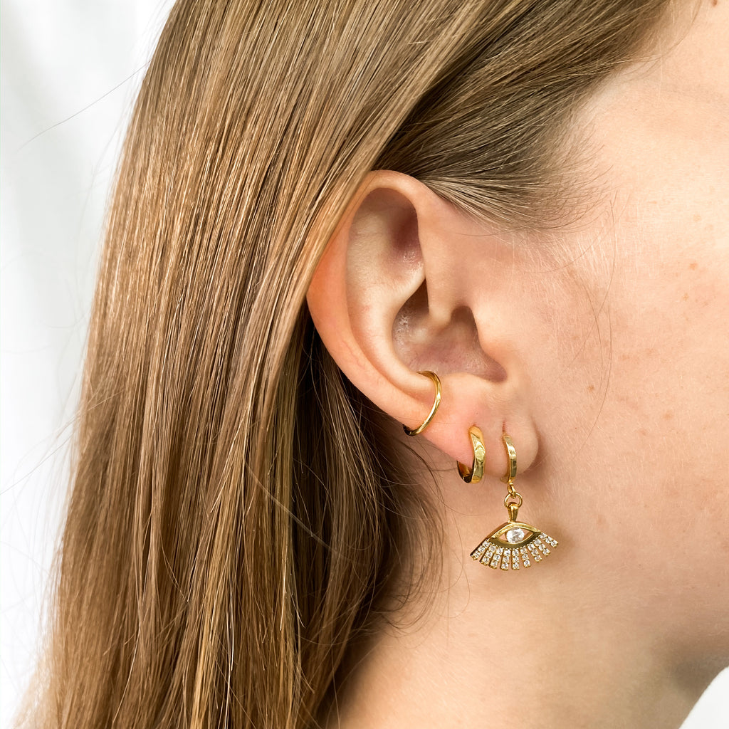 Ear Cuff Basic - Or