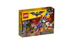 LEGO® BATMAN MOVIE Globos de fuga de The Joker™
