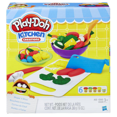 Play-Doh: Shape N Slice set