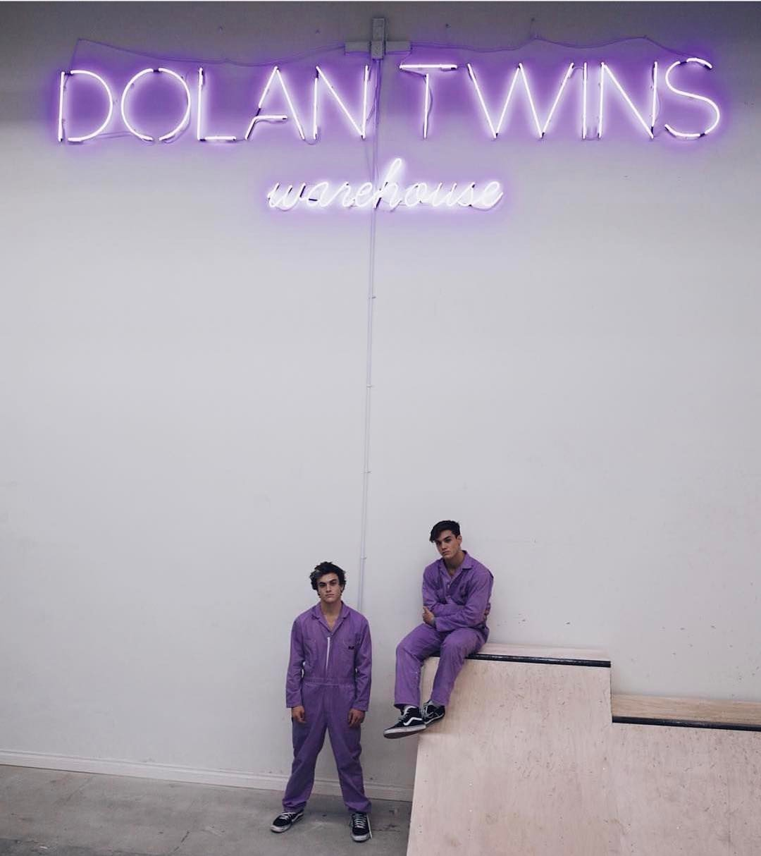 Neon Mfg. and the Dolan Twins