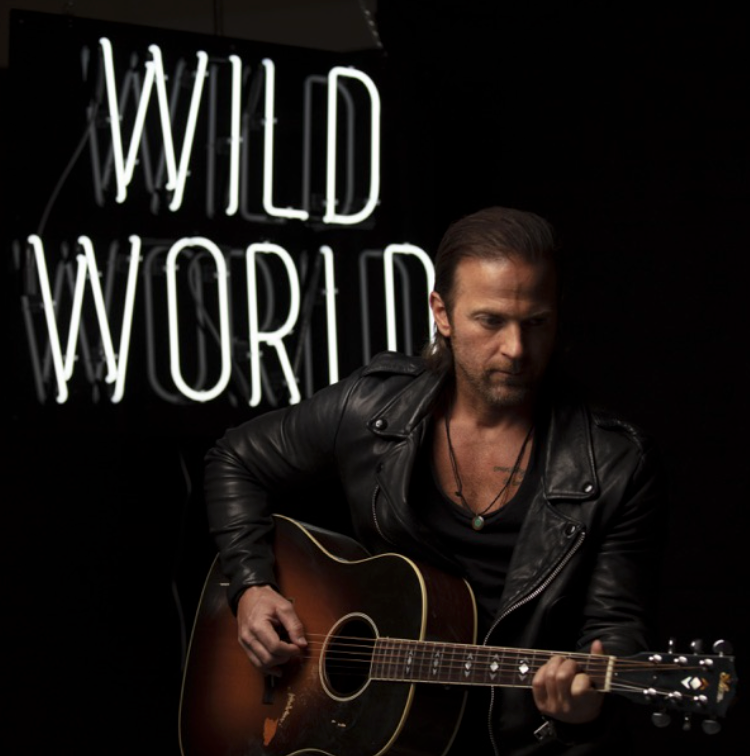 Wild World custom neon for Kip Moore