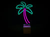 Palm Tree Neon Sign