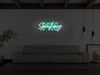 I'm Speaking LED Neon Sign