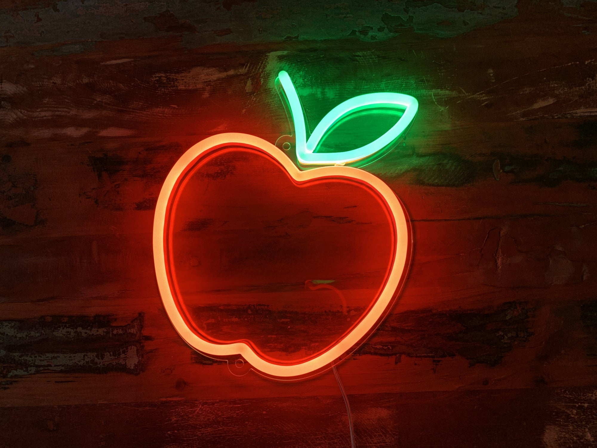 Apple LED Neon Sign