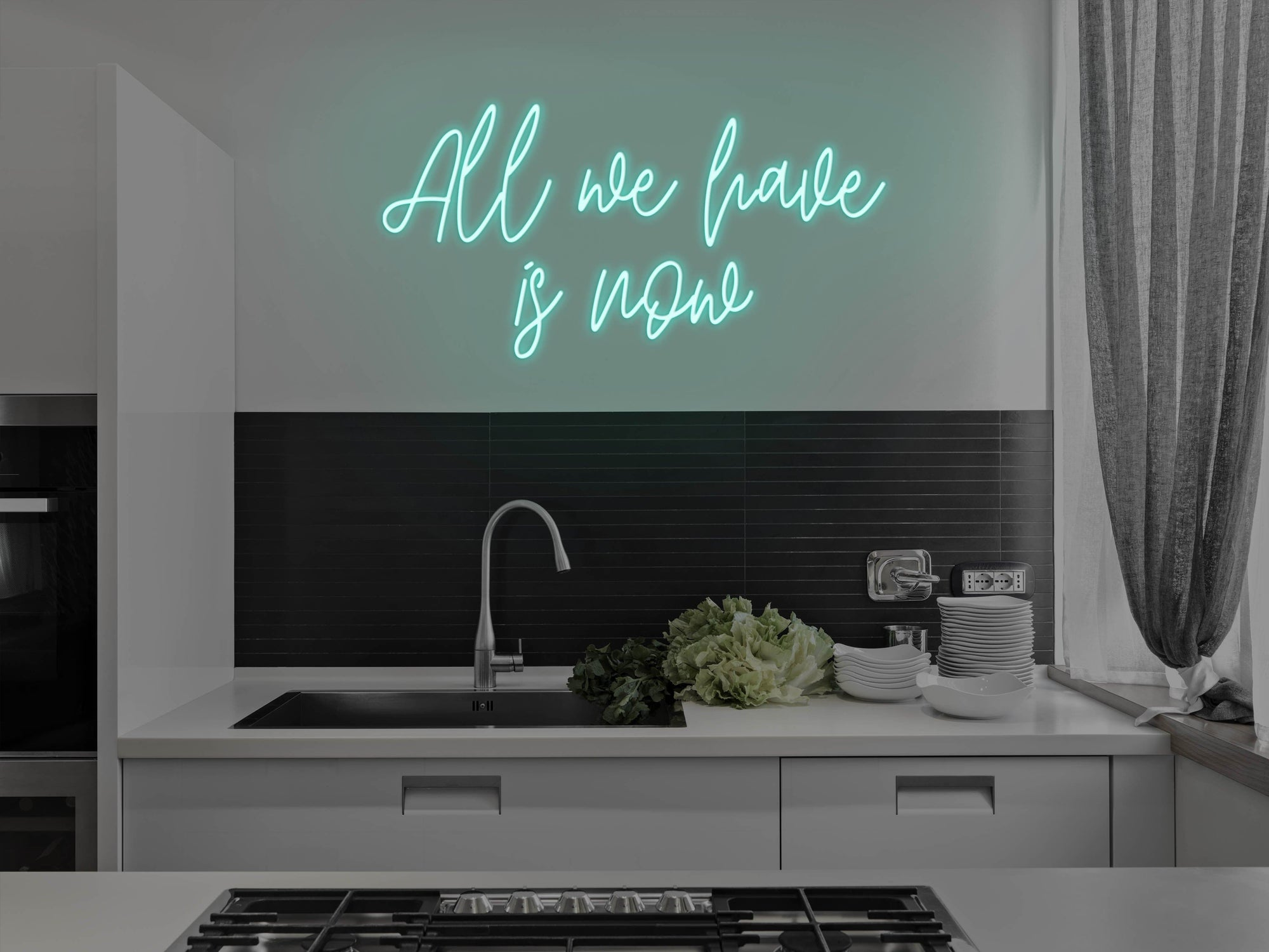 All We Have Is Now LED Neon Sign