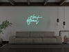 Be Different LED Neon Sign