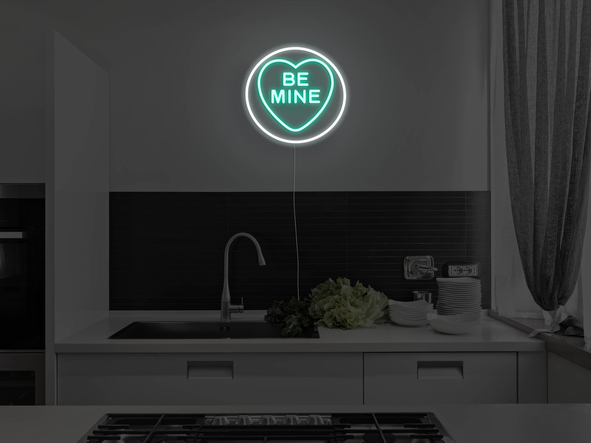 Be Mine LED Neon Sign