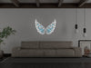 Angel Wings LED Neon Sign