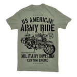 Army Ride Motorcycle