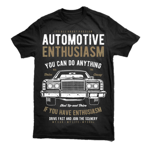 Automotive Enthusiasm