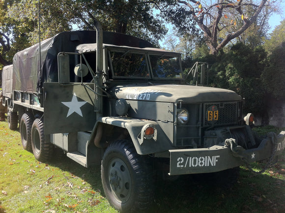 Those Military Guys - One Stop Shop for Military Truck Parts