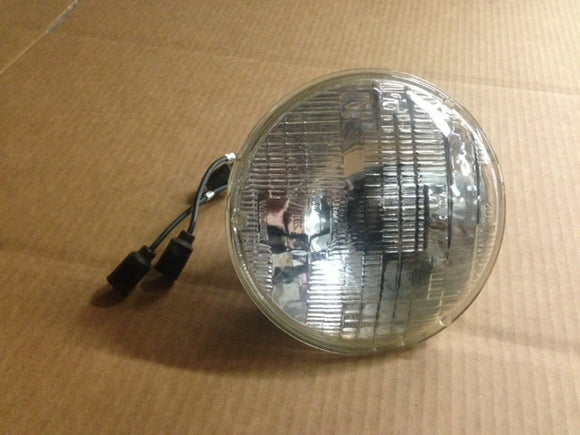 NEW 28V  7' SEALED BEAM HEADLIGHTS HIGHER OUTPUT 75/65