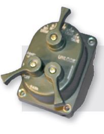 3 LEVER HEADLIGHT SWITCH N.O.S