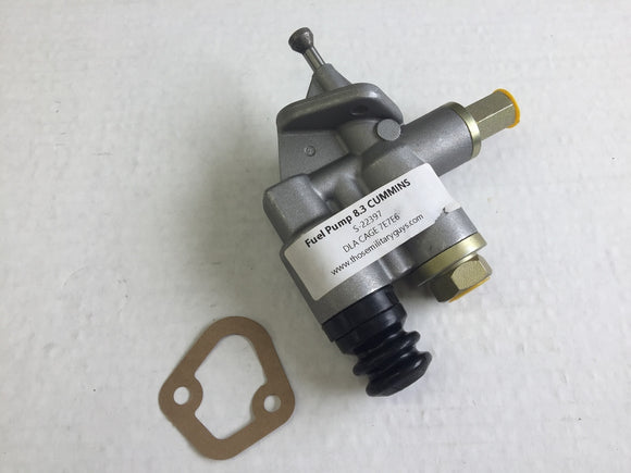 M939A2 MECHANICAL LIFT PUMP 8.3 CUMMINS