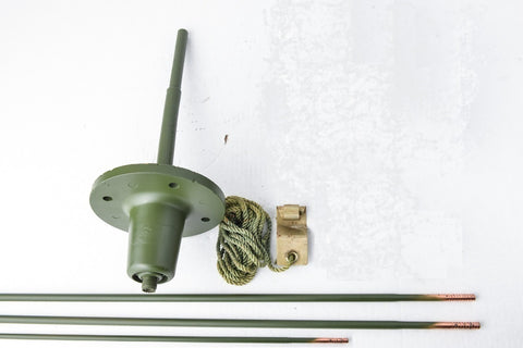 ANTENNA KIT FOR CB WITH NO SUGAR SCOOP