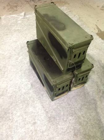 40 MM AMMO CANS
