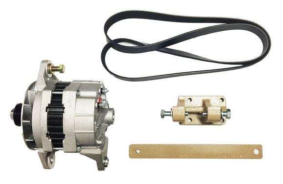 160 AMP 24 Volt M939A2 - 5 TON - Alternator Upgrade Kit