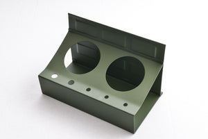 METAL CUP HOLDER - GREEN