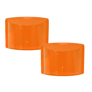 AMBER SIDE MARKER LENS (PAIR)