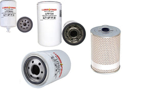 BMY M939 FILTER SERVICE KIT/ THIS KIT INCLUDES LARGE FUEL FILTER