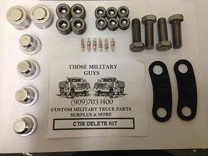 CTIS DELETE KIT